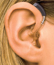 hearing aid BTE ReSound